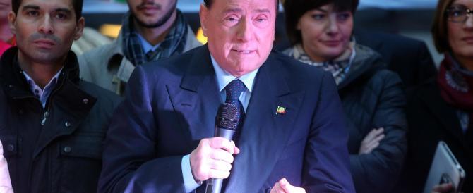 """Berlusconi pianta un """"paletto"""" sul Colle: «No a un presidente di sinistra»"""