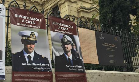 Latorre e Girone, appello alla liberazione della Sinagoga di Roma