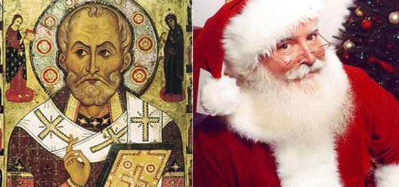 Risultati immagini per Curie Babbo Natale