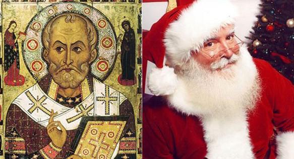 Babbo Natale E San Nicola.Oggi Si Celebra San Nicola Il Babbo Natale Dell Europa