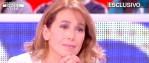 Scialpi attacca Barbara D'Urso: con te mi sono trovato nella melma putrida