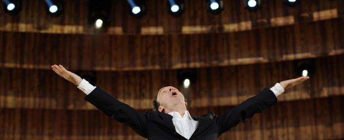 Salvini contro Benigni su Fb: dibattito-fiume sui compensi dello showman