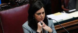 Dalla Boldrini il solito buonismo: «I migranti vanno aiutati tutti, io difendo le Ong»