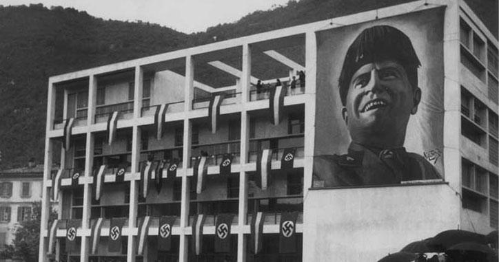 Arriva ifascio l 39 app sull 39 architettura fascista sul lago for Architettura fascista in italia