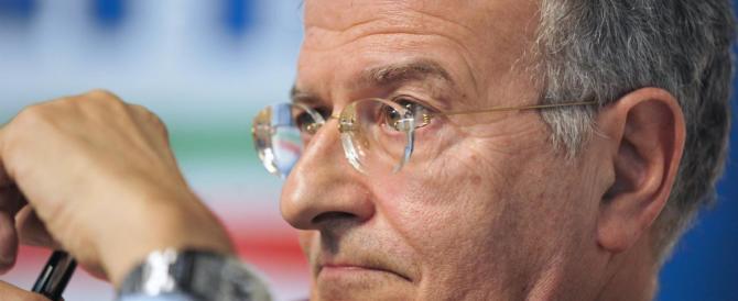 Cicchitto ha già condannato Alemanno. Ma non era un super garantista?