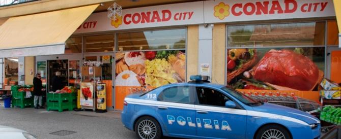 Un altro assalto rom al supermarket: è toccato alla Conad di Viterbo