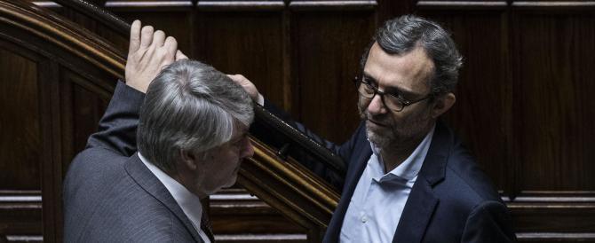 """Aria di """"inciucio"""" sul Quirinale tra il Pd e i grillini. Ma Renzi rischia grosso…"""