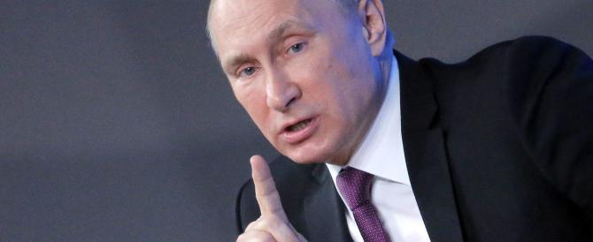 Putin: «Nessuno potrà mai intimidire o isolare la Russia. Né ora né mai»