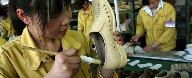 Il Made in Italy? Si produce quasi tutto in Romania, Cina e Sri Lanka