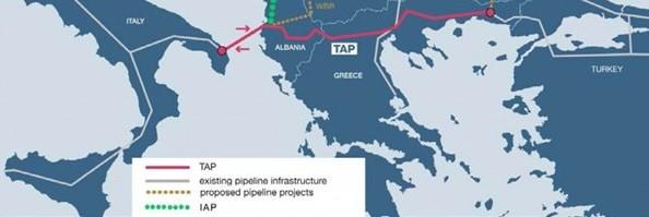 L'Ue si smarca dal gas russo: occhi puntati verso Tap e mercato unico