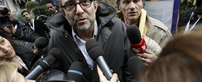 Sondaggio da incubo per Giachetti: a sinistra lo voterà solo un elettore su 4