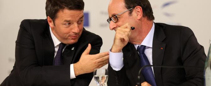La campagna francese in Italia conquista le nostre aziende in saldo
