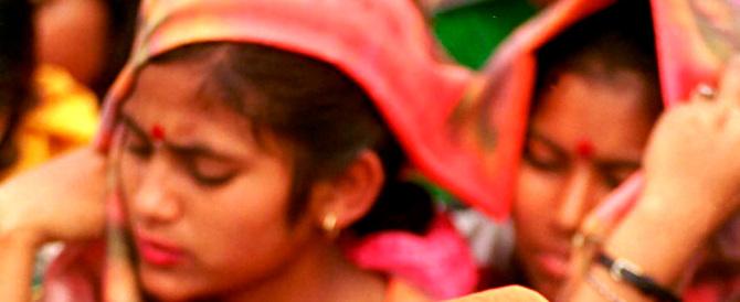 """India, l'università """"concede"""" l'accesso in biblioteca anche alle donne"""