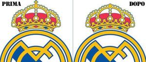 Real Madrid, via la croce dal logo per avere i soldi degli arabi