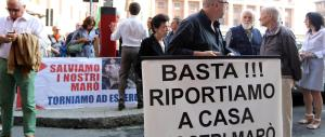 Marò, l'Italia si mette in ginocchio. L'India ci umilia e risponde picche