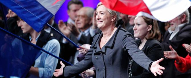 Marine Le Pen cresce nei sondaggi. Sarà testa a testa con Macron
