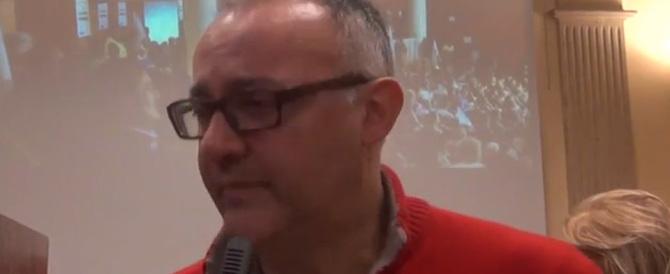 Mario Mauro (Ppi) si converte alla moda del maglione rosso (video)