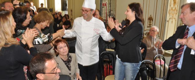 Massimo Bottura, cervello e cuore della nostra cucina in fuga all'estero
