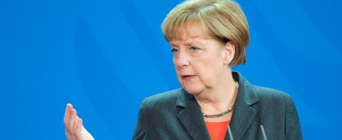 """Il Pd cambia idea: le """"pagelle"""" della Merkel non sono più """"cosa giusta"""""""