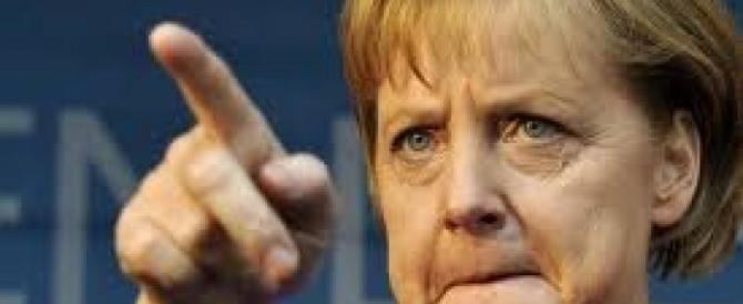 Il libro di Feltri e Sangiuliano contro la Merkel fa infuriare i tedeschi