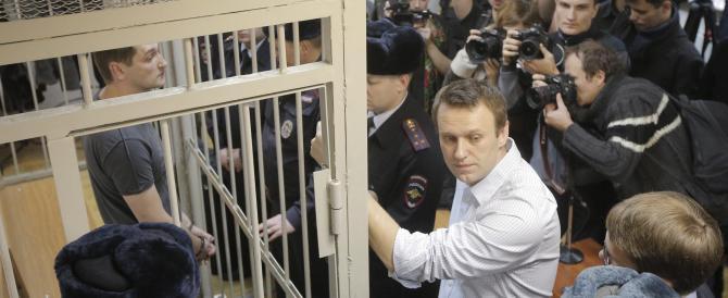 Condannato il dissidente russo Navalny. Ue e Usa attaccano Mosca