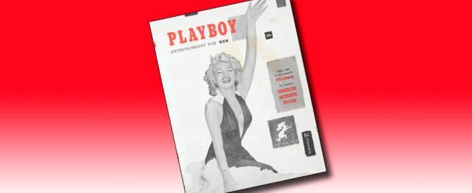 10 dicembre 1953: Marilyn è nuda. Sul primo numero di Playboy