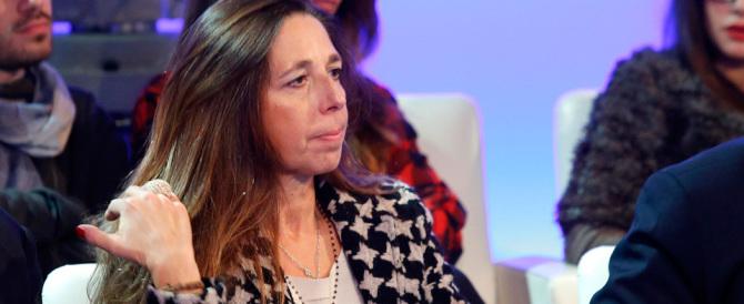 Isabella Rauti: con Gianni sto rivivendo l'incubo di mio padre