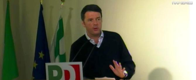 Sondaggio: continua il calo di Renzi e del Pd, sempre in crescita il Carroccio