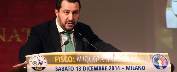 """Salvini """"scende"""" al Sud, dove può puntare al 14% secondo i sondaggi"""