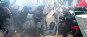 Sciopero generale, venerdì con disagi e scontri. Cariche a Milano e Torino