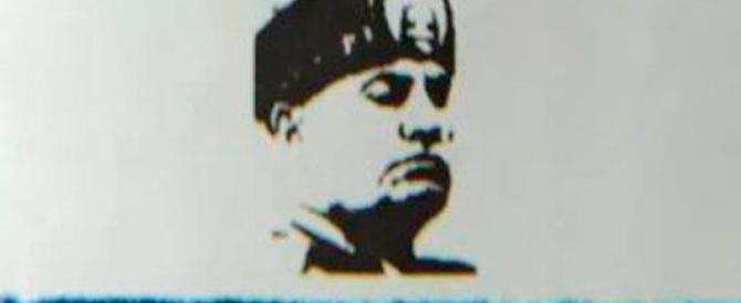La barista che fa scontrini con il viso di Mussolini: «Ne sono orgogliosa»