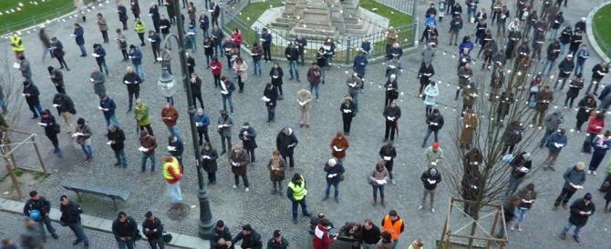 Contro la legge sul fine vita tornano in piazza le Sentinelle in piedi