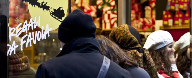 Confcommercio e Codacons d'accordo: sarà un Natale dimesso