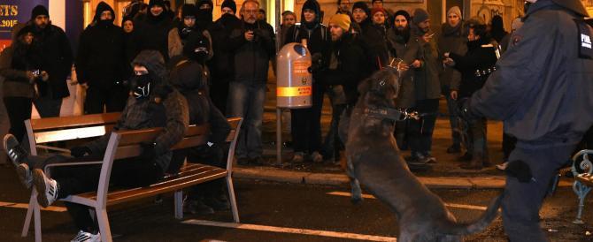 Incidenti a Vienna: l'ultrasinistra tenta di impedire il Ballo degli Accademici