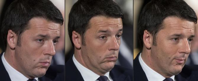 Ritmo: Renzi imita l'Albertone, ma l'Italia è stanca di promesse