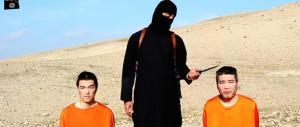L'Isis decapita uno dei due giapponesi: «Eravate stati avvertiti»