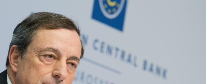 Draghi gela Renzi: la Bce non acquisterà i crediti a rischio delle banche