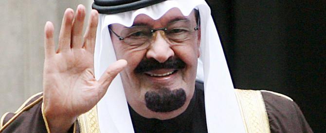È morto il re dell'Arabia Saudita, amico dell'Occidente