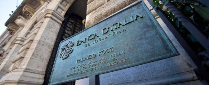 Bankitalia: «Nel 2015 crescita modesta». Forza Italia: è indietro tutta