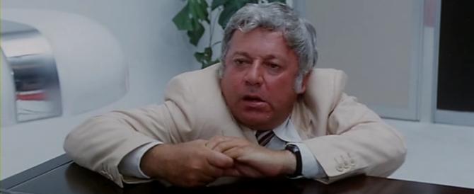 Landini, il duro, si fa Fracchia: «Marchionne, quanto è buono lei»