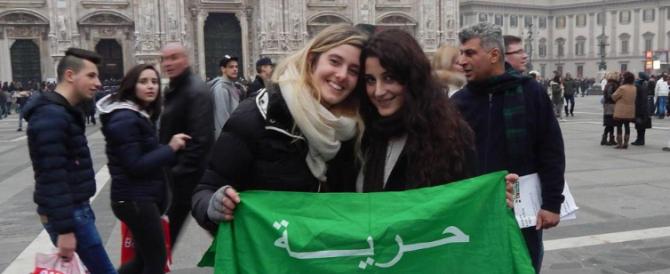Siria, liberate Greta e Vanessa. Pagato un riscatto di 12 milioni di dollari?