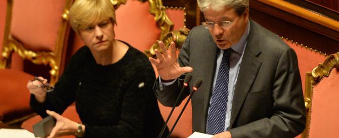 Se il Bradipo Gentiloni si trasforma in leone e ruggisce a Bruxelles