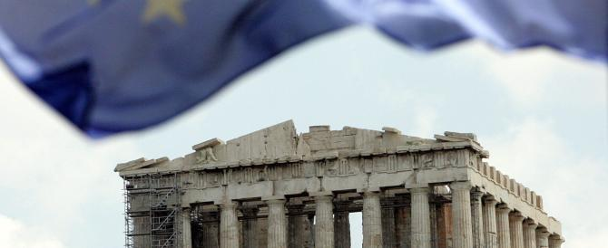 Berlino ci avverte: se la Grecia lascia l'euro, l'Italia finirà nel mirino