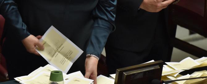 Sos franchi tiratori: Renzi appeso a un'ottantina di voti incerti