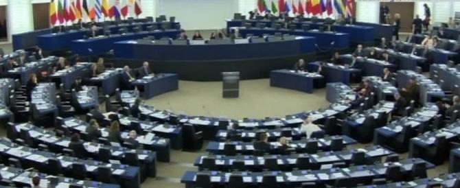 Semestre Ue: l'Italia passa la mano. Aula vuota a Strasburgo per Renzi