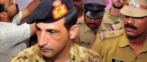 Un'altra giornata da brivido per Latorre: l'India decide se può restare in Italia