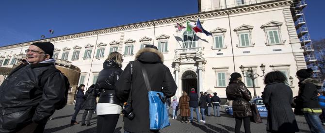 Al Colle un candidato Ppe? Fratelli d'Italia dice no e il Ncd perde le staffe