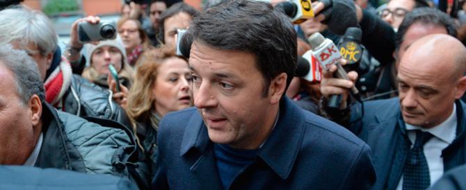 Quirinale, Renzi si scontra con i suoi: anche a destra persone perbene
