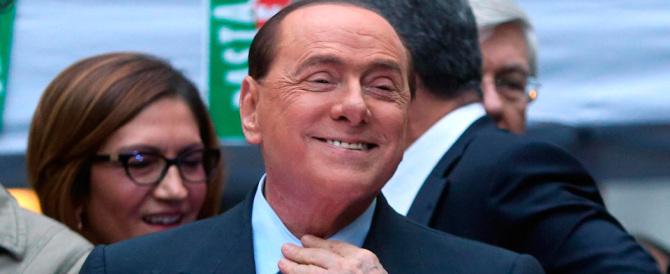"""Ecco come il """"vecchio"""" Berlusconi ha vinto contro il giovane Renzi"""