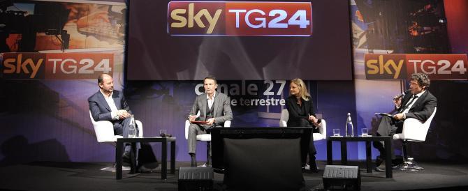 Tv, brutta sorpresa per Mediaset e Rai: Sky Tg24 passa in chiaro